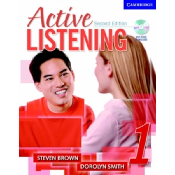 Active Listening 1 Student's Book with Self-study Audio CD by Dorolyn Smith, Steven Brown (Mixed media product, 2006)