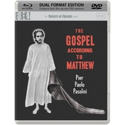 The Gospel According to Matthew Blu-ray & DVD