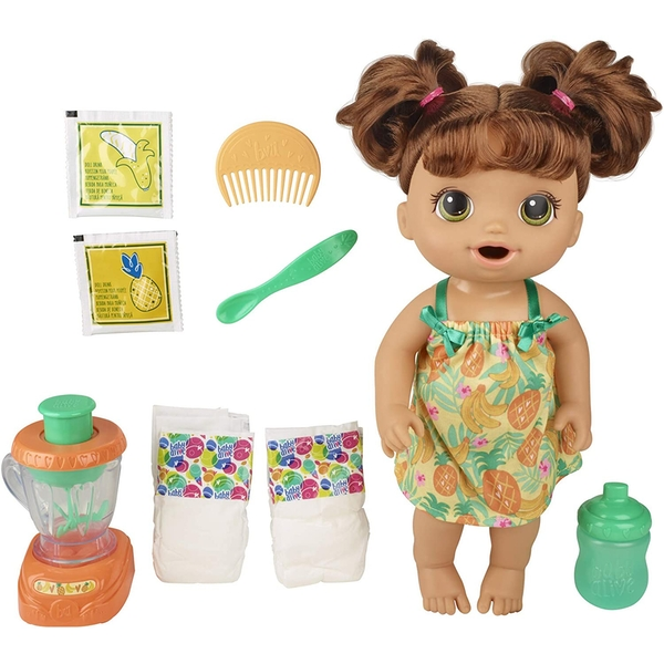 Baby Alive Magical Mixer Tropical Treat Baby Doll