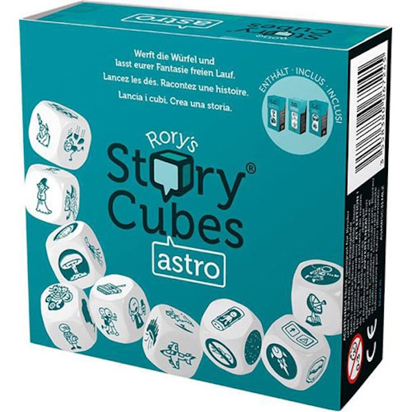 Rory's Story Cubes Astro