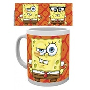 Spongebob Faces Mug