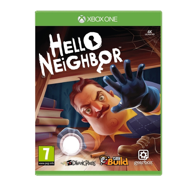 Hello Neighbor Xbox One Game
