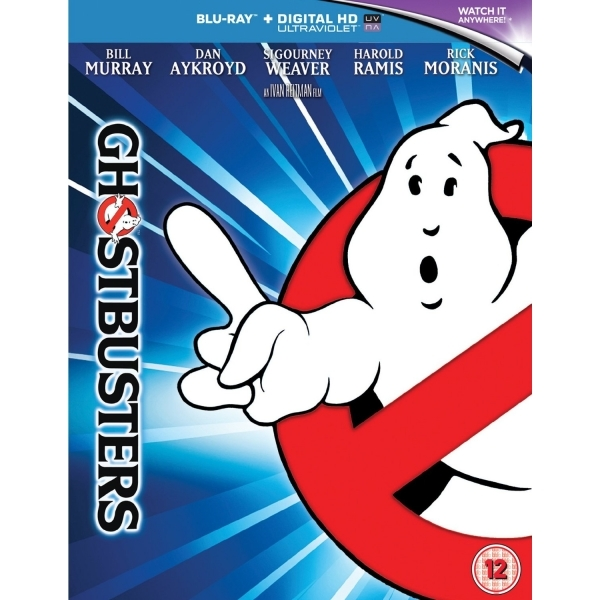 Ghostbusters 30th Anniversary Blu-ray