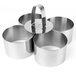 Cooking & Dessert Rings - 8 Piece | M&W - Image 7