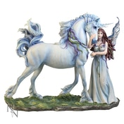 Long Live Magic Unicorn Figurine