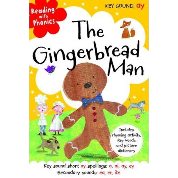 The Gingerbread Man by Clare Fennell (Hardback, 2013)