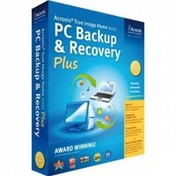 Acronis True Image Home 2011 PC Backup and Recovery Plus