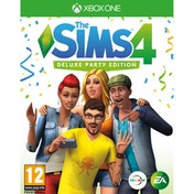 The Sims 4 Deluxe Party Edition Xbox One Game