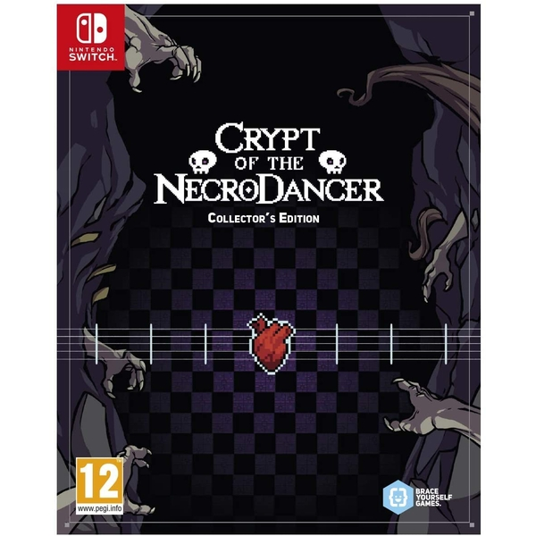 Video Games Crypt of the NecroDancer Collector's Edition Nintendo Switch Game