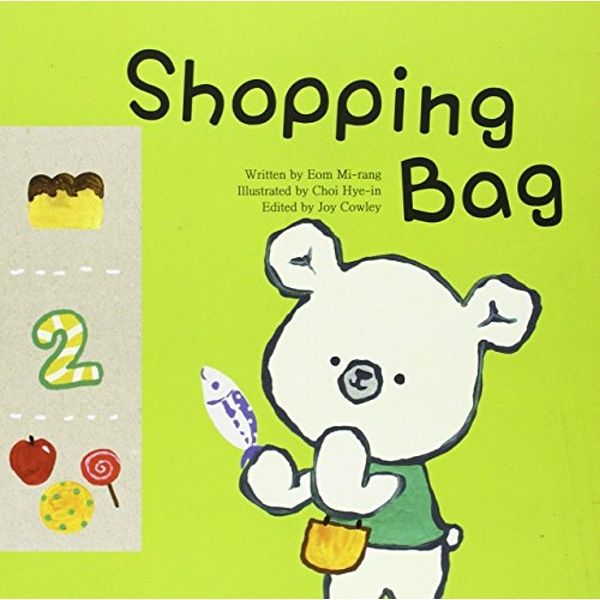 Shopping Bag: Counting One to Ten by Mi-Rang Eom (Paperback, 2014)