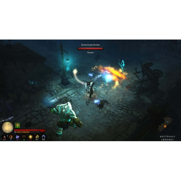 Diablo III 3 Reaper of Souls Ultimate Evil Edition PS4 Game - Image 2