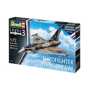 Eurofighter 100 Years RAF 1:72 Revell Model Set