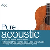 Pure... Acoustic Box Set 4CD