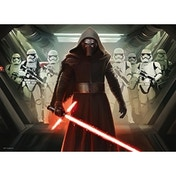 Star Wars: The Force Awakens Jigsaw Puzzle 80-Piece