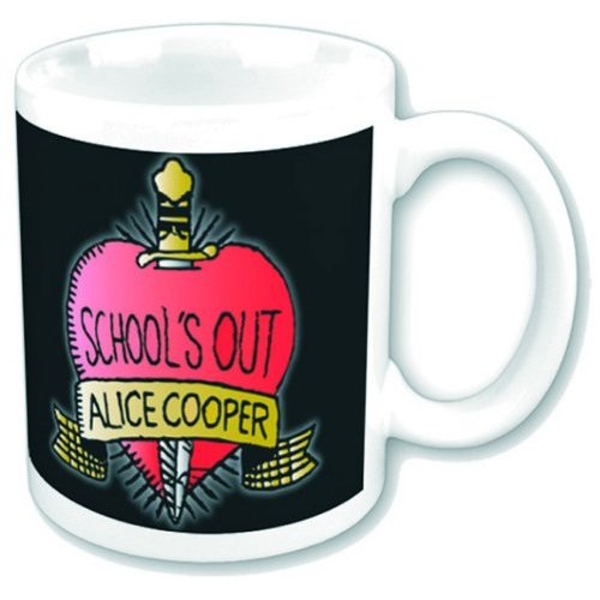 Alice Cooper - School's Out Boxed Standard Mug