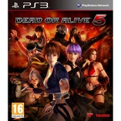 Dead Or Alive 5 Game PS3