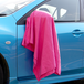 Quick Drying Microfiber Towel. Lightweight Home & Gym Pukkr Pink Small (50x30cm) - Image 4
