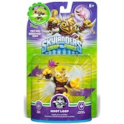 Limited Edition Enchanted Hoot Loop (Skylanders Swap Force) Swappable Magic Character Figure (Ex-Display) Used - Like New