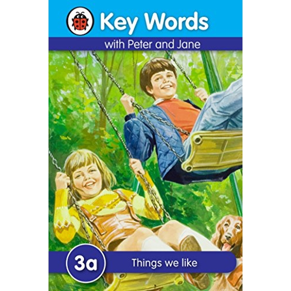 Key Words: 3a Things we like by W. Murray (Hardback, 2009)