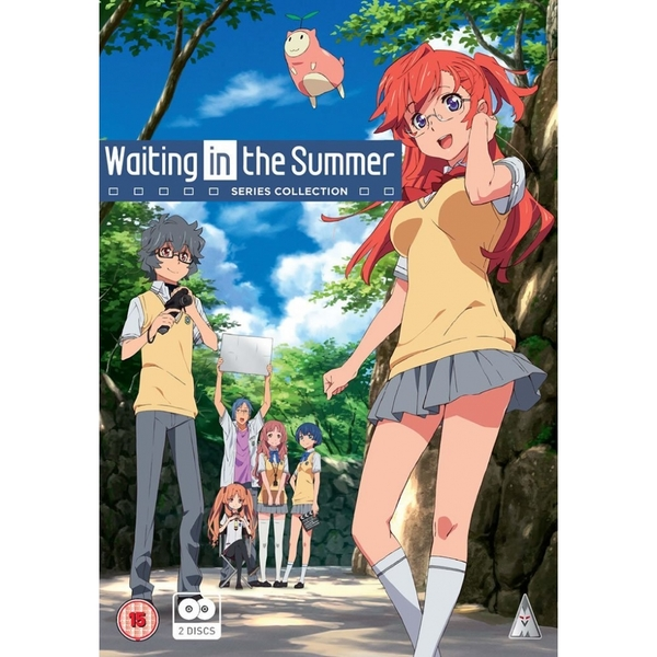 Waiting In The Summer: Complete Collection DVD