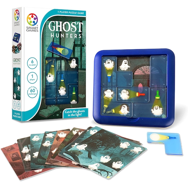 Ghost Hunters Smart Games Puzzle Game