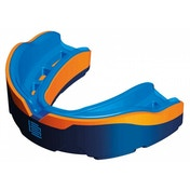 Makura Tephra Max Mouthguard Senior Navy/Orange/Blue