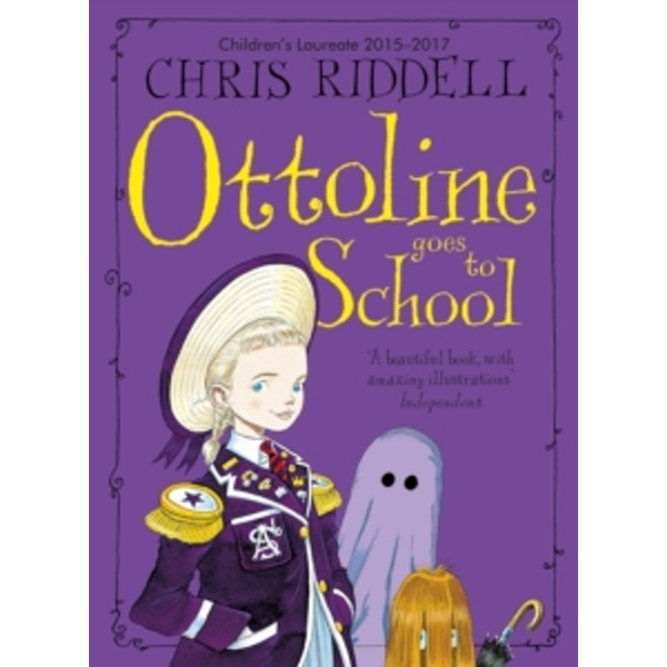 Ottoline Goes to School by Chris Riddell (Paperback, 2015)