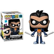 Robin with Baby (Teen Titans Go!) Funko Pop! Vinyl Figure #599
