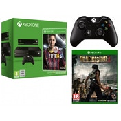 Xbox One Console with FIFA 14 Game + Dead Rising 3 + Extra Controller
