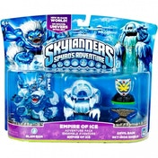 Empire of Ice Adventure Pack (Skylanders Spyro's Adventure) (Ex-Display) Used - Like New