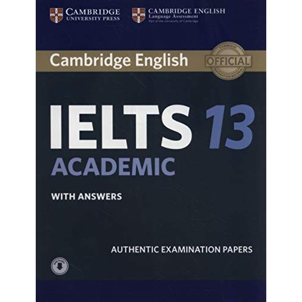 Cambridge IELTS 13 Academic Student's Book with Answers with Audio Authentic Examination Papers Mixed media product 2018