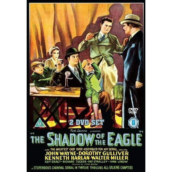 The Shadow Of The Eagle DVD