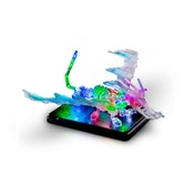Laser Pegs 3D Lightboard Dragon
