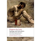 Sayings and Anecdotes: with Other Popular Moralists by Diogenes (Paperback, 2012)