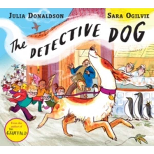The Detective Dog (Paperback, 2017)