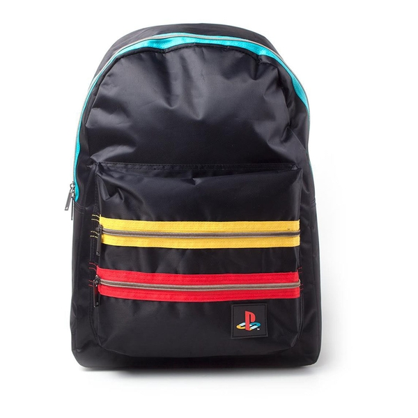 Sony - Retro Logo Unisex Backpack - Multi-Colour