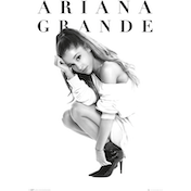 Ariana Grande  Crouch Maxi Poster