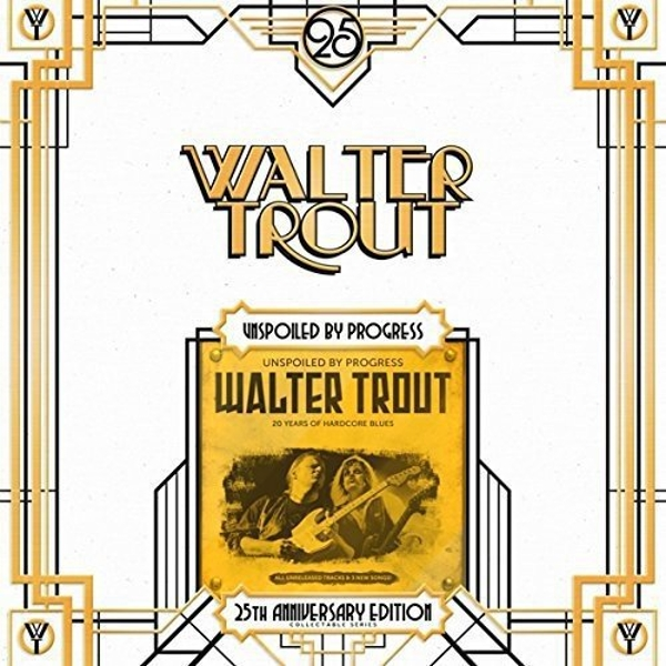 Walter Trout - Unspoiled By Progress Vinyl