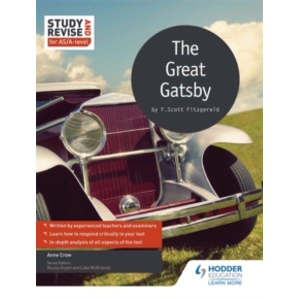 Study and Revise for AS/A-Level: the Great Gatsby by Anne Crow (Paperback, 2016)
