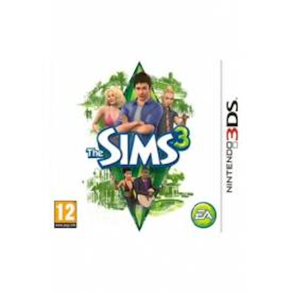 The Sims 3 Game 3DS - Image 1