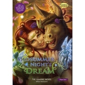 A Midsummer Night's Dream the Graphic Novel: Plain Text by William Shakespeare (Paperback, 2011)