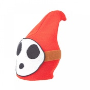 Nintendo Super Mario Bros. Shy Guy Face Cuffless Beanie