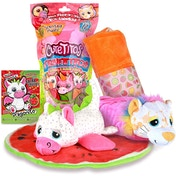 Cutetitos Collectable Mystery Plush Toy Series 4 - Assorted