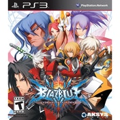 BlazBlue Chrono Phantasma Game PS3 (#)