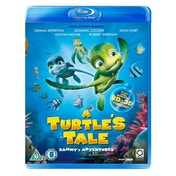 A Turtle's Tale: Sammy's Adventures -1 Disc Blu-ray