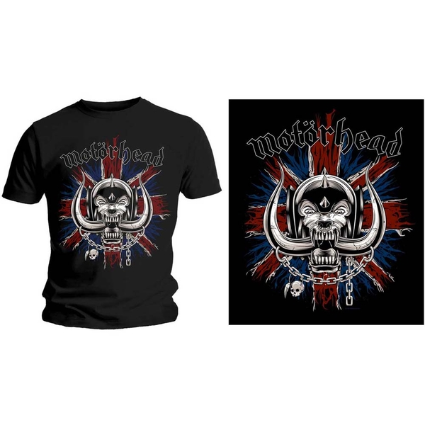 Motorhead - British Warpig Men's Small T-Shirt - Black