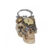 The Final Countdown Skull Clock