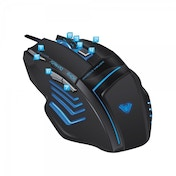 AULA Ghost Shark Black Wired USB Expert PC Gaming Mouse