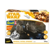 Imperial Patrol Speeder X2 (Solo - A Star Wars Story) 1:28 Revell Model Kit