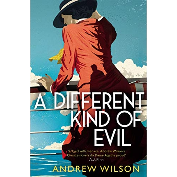 A Different Kind of Evil  Paperback / softback 2019